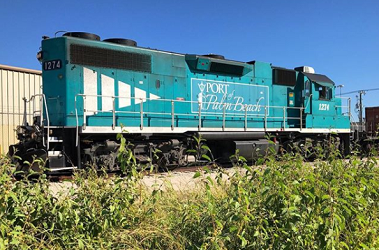 Port of Palm Beach Railroad