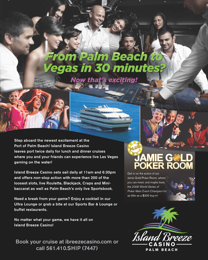 Island Breeze Casino Cruise