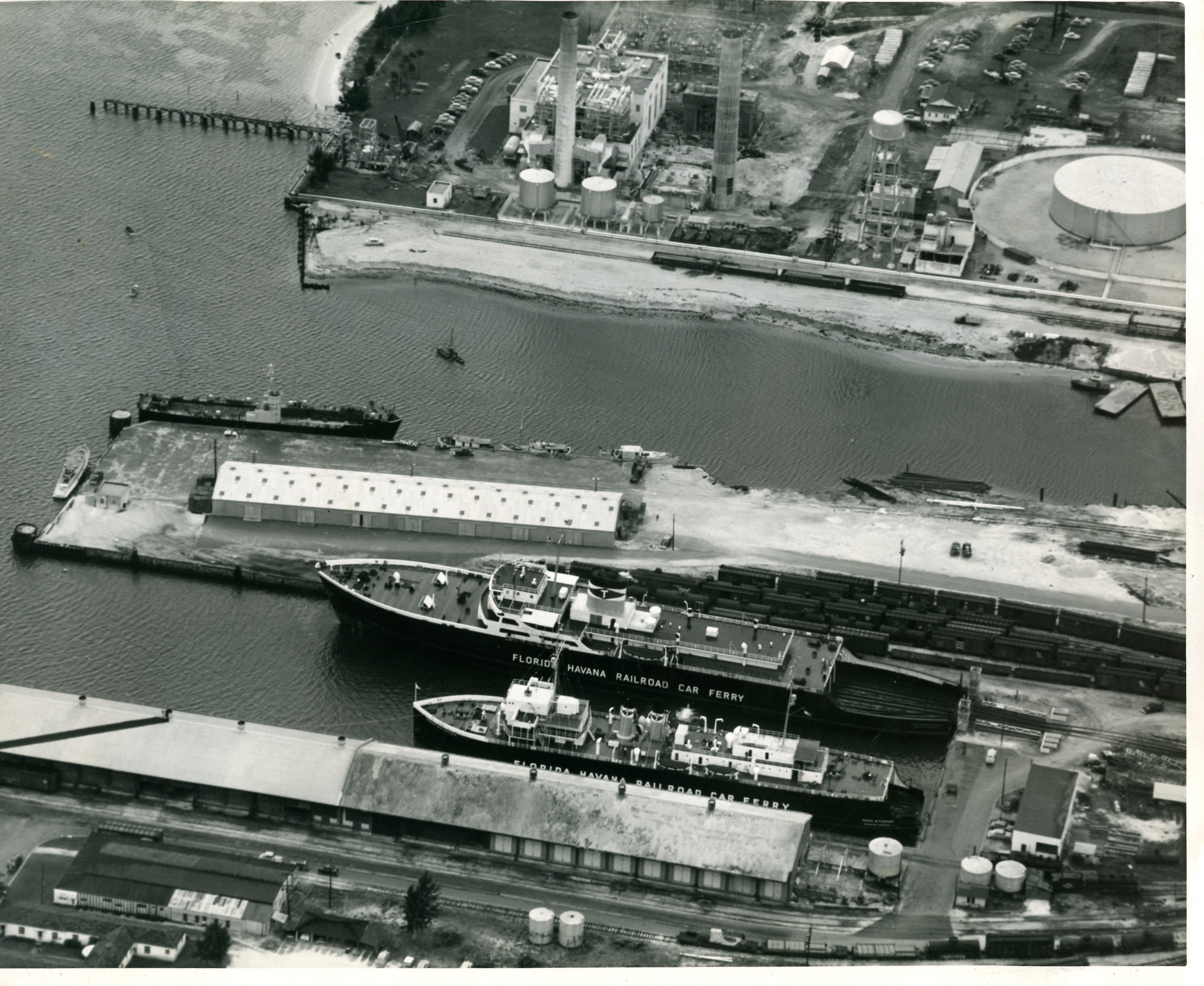 Port of Palm Beach 1-16-1953