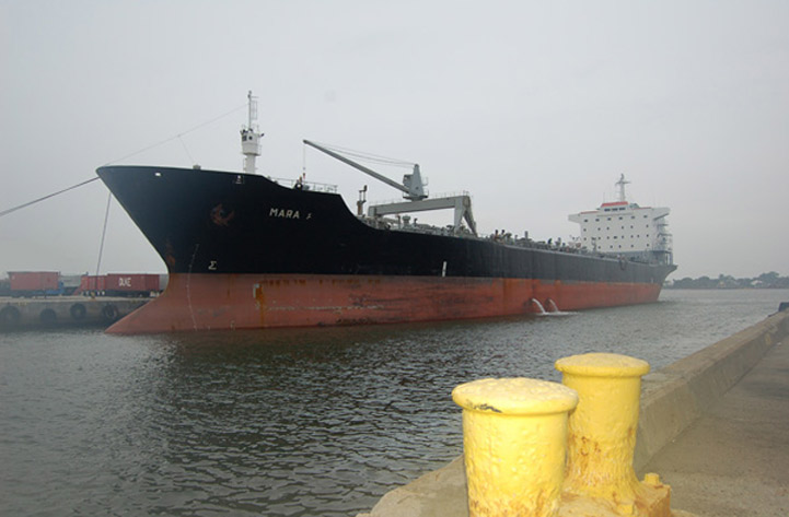 Mara - Cement Bulk Carrier